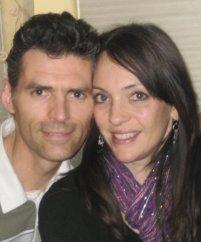 David & Sharon mugshot