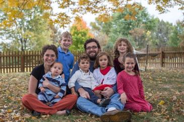 Family Photo November 2015